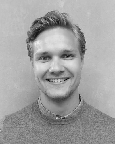 Morten Johansson, juniorrådgiver hos DKPU med speciale i operations & supply chain management.