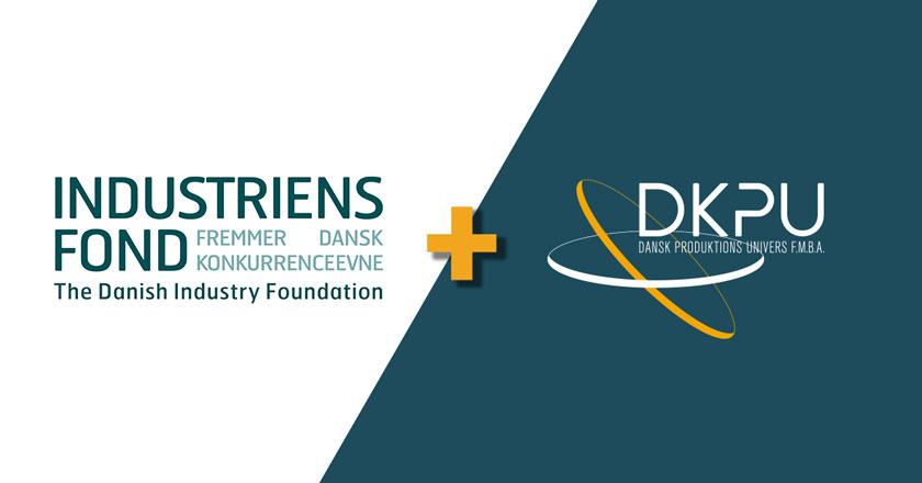 Industriens fond - samarbejdspartner DKPU